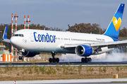 D-ABUK - Condor Boeing 767-300 aircraft