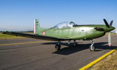 6586 - Mexico - Air Force Pilatus PC-7 I & II