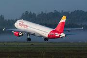 EC-JSK - Iberia Express Airbus A320 aircraft