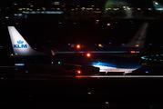 PH-BGE - KLM Boeing 737-700 aircraft