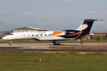 N551VL - Private Gulfstream Aerospace G-V, G-V-SP, G500, G550