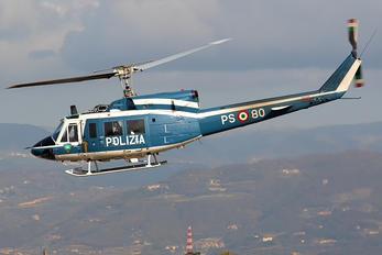 MM81648 - Italy - Police Agusta / Agusta-Bell AB 212AM
