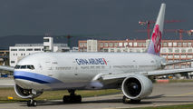 B-18005 - China Airlines Boeing 777-300ER aircraft