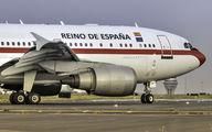 T.22-2 - Spain - Air Force Airbus A310 aircraft