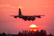 3150 - Poland - Navy Lockheed KC-130H Hercules aircraft