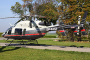 SP-KHA - Private Bell 427 aircraft