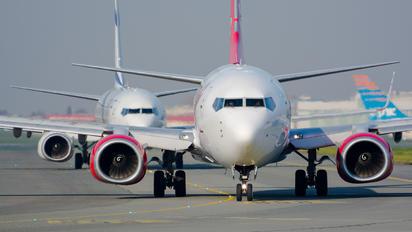 TC-TJS - Corendon Airlines Boeing 737-800