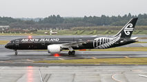 ZK-NZE - Air New Zealand Boeing 787-9 Dreamliner aircraft