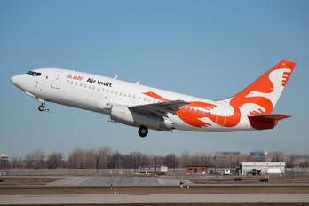 C-GMAI - Air Inuit Boeing 737-200