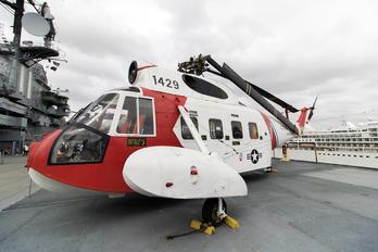 1429 - USA - Coast Guard Sikorsky HH-52A Seaguard