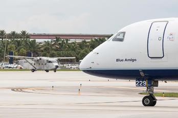 N229JB - JetBlue Airways - Airport Overview - Runway, Taxiway