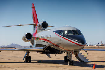 N900YB - Private Dassault Falcon 900 series