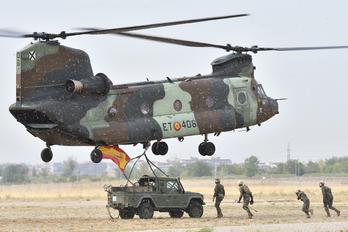 HT.17-06 - Spain - Army Boeing CH-47D Chinook
