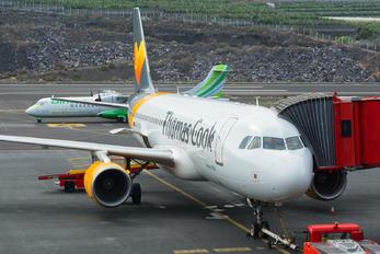 OO-TCW - Thomas Cook Belgium Airbus A320
