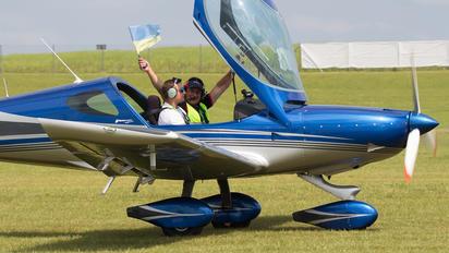 UR-FRST - Private BRM Aero Bristell