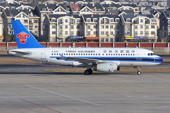 B-6407 - China Southern Airlines Airbus A319