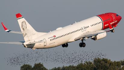 EI-FHE - Norwegian Air Shuttle Boeing 737-800