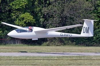 G-RIFO - Private Schempp-Hirth Standard Cirrus