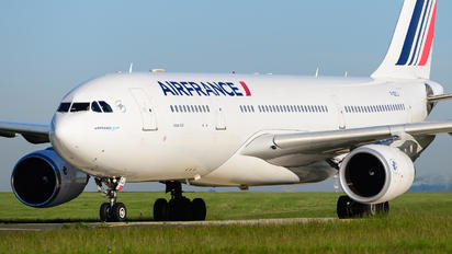 F-GZCJ - Air France Airbus A330-200