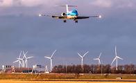 PH-KZL - KLM Cityhopper Fokker 70 aircraft