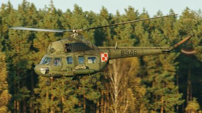 6946 - Poland - Army Mil Mi-2