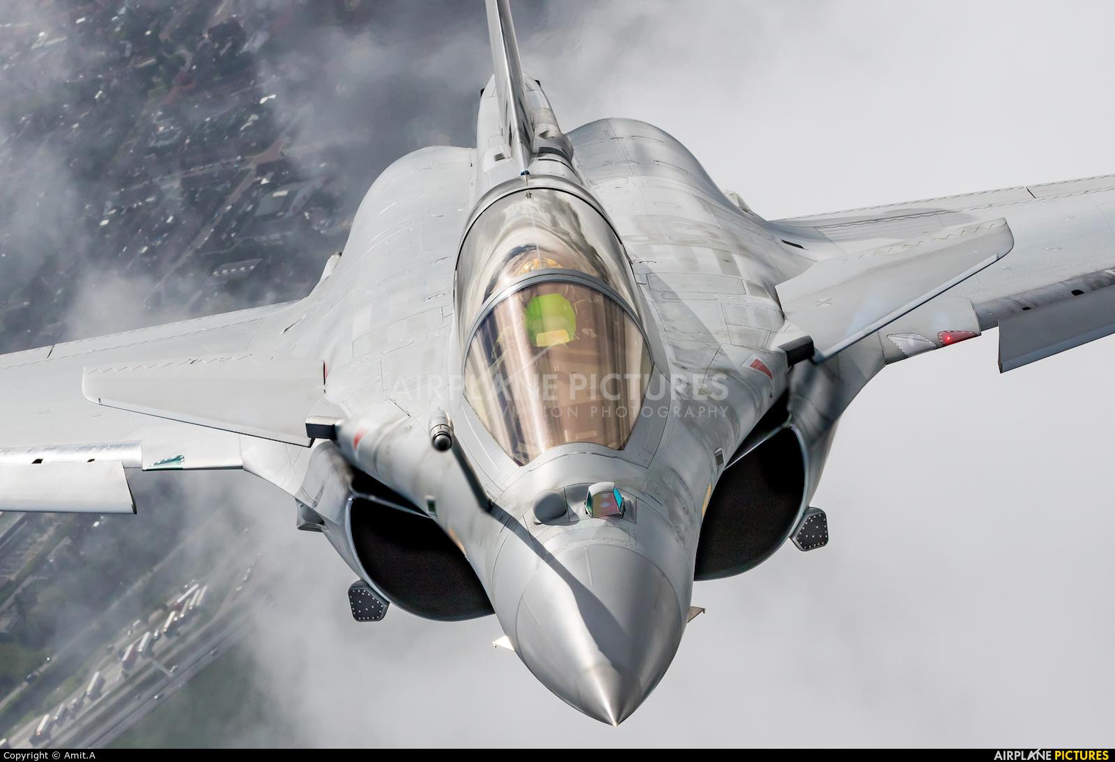 France - Air Force 317 aircraft at In Flight - Belgium