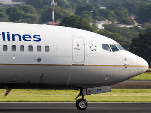 HP-1372CMP - Copa Airlines Boeing 737-700