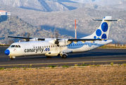 EC-MLF - CanaryFly ATR 72 (all models) aircraft