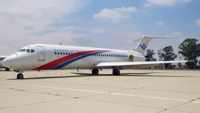 C5-LIM - Ghadames Air Transport McDonnell Douglas DC-9
