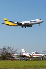 N851GT - Polar Air Cargo Boeing 747-8F