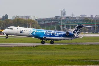 ES-ACD - Nordica Canadair CL-600 CRJ-900