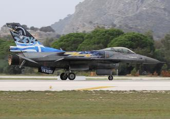 505 - Greece - Hellenic Air Force Lockheed Martin F-16C Fighting Falcon