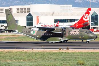 7T-VCG - Algeria - Air Force Casa C-295M