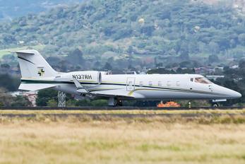 N137RH - Private Learjet 60
