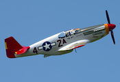 NL61429 - American Airpower Heritage Museum (CAF) North American P-51C Mustang aircraft