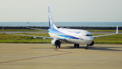 JA56AN - ANA - All Nippon Airways Boeing 737-800