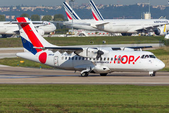 F-GVZB - Air France - Hop! ATR 42 (all models)