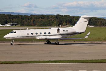 T7-BSA - Private Gulfstream Aerospace G-IV,  G-IV-SP, G-IV-X, G300, G350, G400, G450