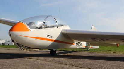 SP-2781 - Aeroclub Warsaw PZL SZD-9 Bocian