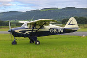 G-BUVA - Private Piper PA-22 Tri-Pacer aircraft