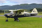 G-BUVA - Private Piper PA-22 Tri-Pacer aircraft