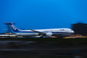 JA885A - ANA - All Nippon Airways Boeing 787-9 Dreamliner aircraft