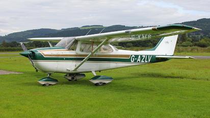 G-AZLV - Private Cessna 172 Skyhawk (all models except RG)