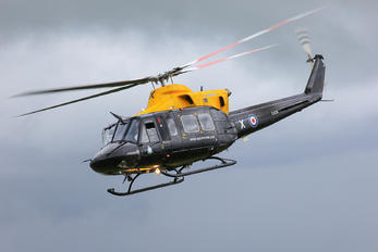 ZJ236 - Royal Air Force Bell 412EP Griffin HT.1