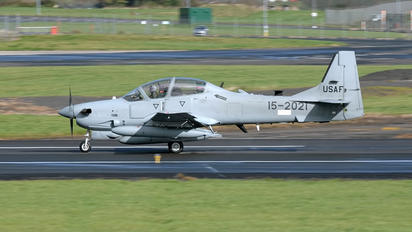 15-2021 - Unknown Embraer EMB-314 Super Tucano A-29A