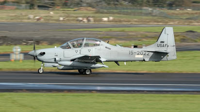 15-2022 - Unknown Embraer EMB-314 Super Tucano A-29A