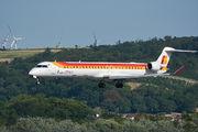 EC-LOV - Air Nostrum - Iberia Regional Canadair CL-600 CRJ-1000 aircraft