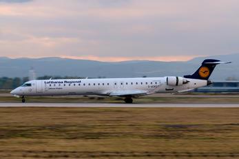D-ACKD - Lufthansa Regional - CityLine Canadair CL-600 CRJ-900