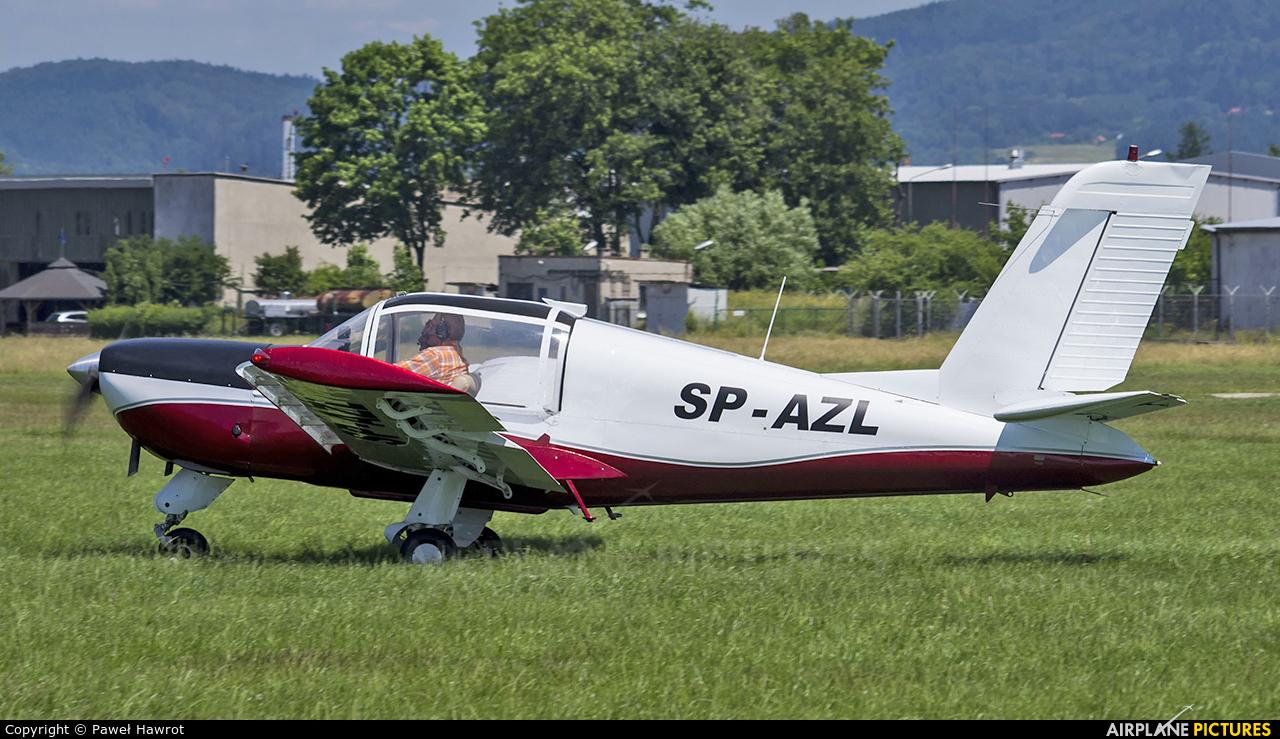 Aeroklub Rzeszowski SP-AZL aircraft at Krosno