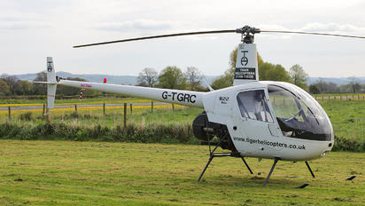 G-TGRC - Private Robinson R22